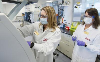 U.S. pauses Eli Lilly's trial of a coronavirus antibody treatment